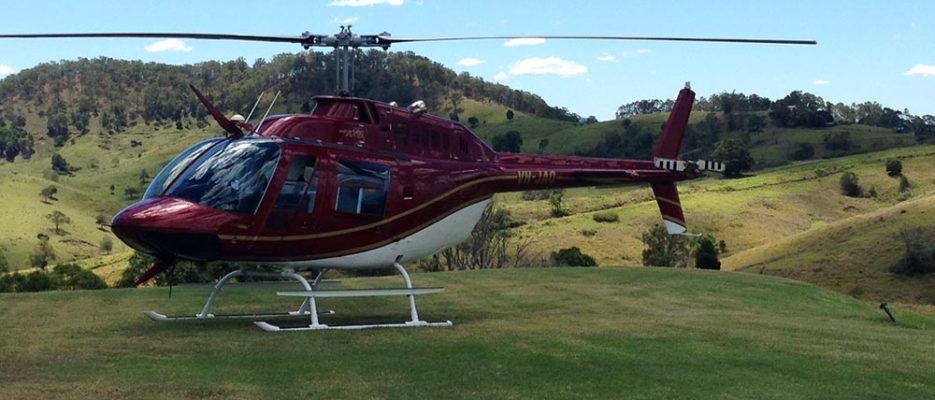Bell 206 B Jetranger | Stirling Helicopters