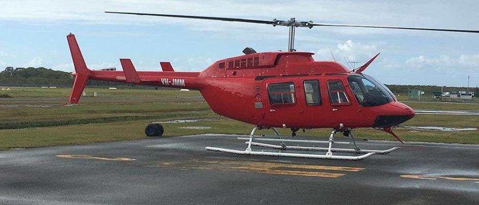 Bell 206 Longranger | Stirling Helicopters