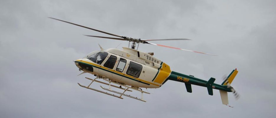 Bell 407 | Stirling Helicopters