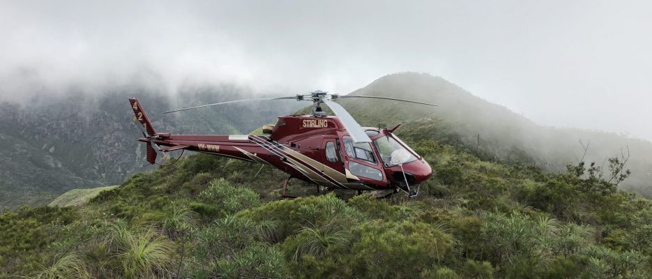 Remote Access Helicopter Charter | Stirling Helicopters
