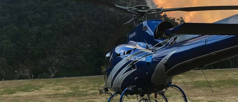 About | Stirling Helicopters