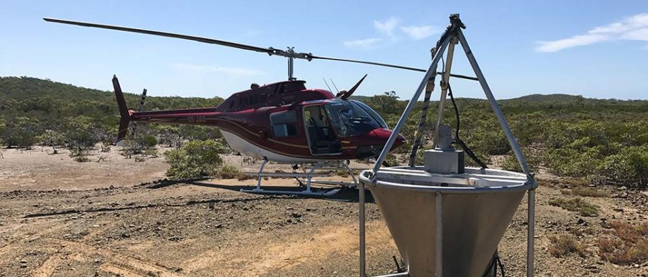 Helicopter Feral Animal Control Services | Stirling Helicopters