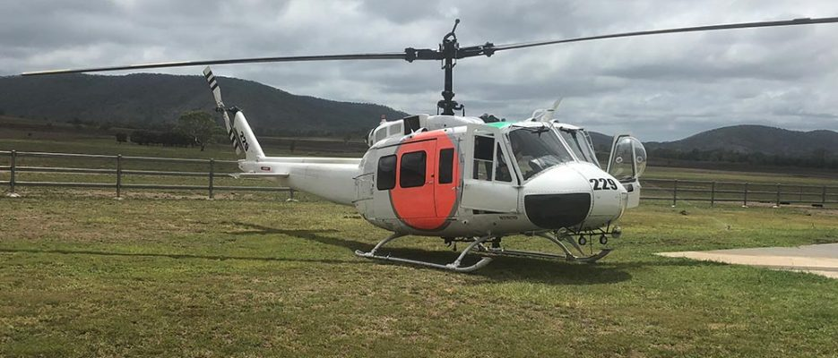Bell UH1H | Stirling Helicopters